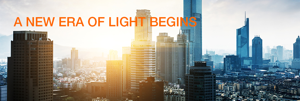 New Era of Light Begins